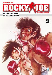 Steamcon.it Rocky Joe. Perfect edition. Vol. 9 Image