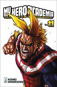 My Hero Academia. Vol. 11