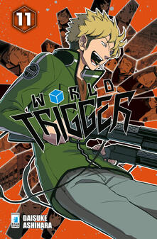 World Trigger. Vol. 11.pdf
