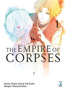 Radiospeed.it The empire of corpses. Vol. 1 Image