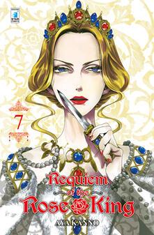 Collegiomercanzia.it Requiem of the Rose King. Vol. 7 Image