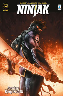 Equilibrifestival.it Ninjak. Vol. 4: Assedio a King's Castle Image