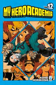 My Hero Academia. Vol. 12