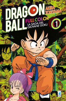 Ristorantezintonio.it La saga del giovane Goku. Dragon Ball full color. Vol. 1 Image
