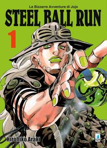 Criticalwinenotav.it Steel ball run. Le bizzarre avventure di Jojo. Vol. 1 Image