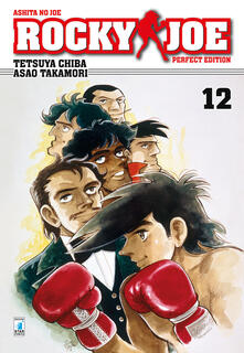 Rocky Joe. Perfect edition. Vol. 12.pdf