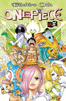 Equilibrifestival.it One piece. Vol. 85 Image