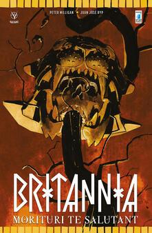 Tegliowinterrun.it Britannia. Vol. 2: Morituri te salutant. Image