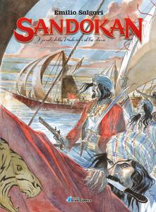 Ilmeglio-delweb.it Sandokan. Vol. 3: pirati della Malesia e altre storie, I. Image