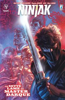 Ninjak. Vol. 6: Le sette lame di Master Darque.pdf