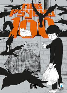 Mob Psycho 100. Vol. 3