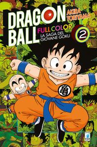 Dragon Ball full color. La saga del giovane Goku. Vol. 2