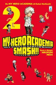 My Hero Academia Smash!!. Vol. 2