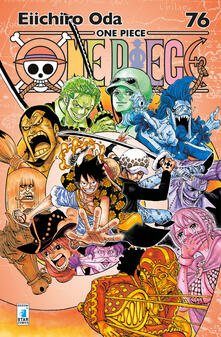 Equilibrifestival.it One piece. New edition. Vol. 76 Image