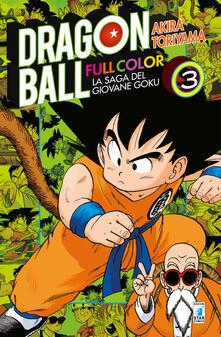Amatigota.it La saga del giovane Goku. Dragon Ball full color. Vol. 3 Image