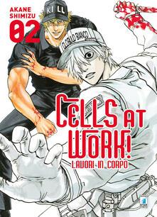 Listadelpopolo.it Cells at work! Lavori in corpo. Vol. 2 Image