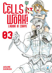 Daddyswing.es Cells at work! Lavori in corpo. Vol. 3 Image