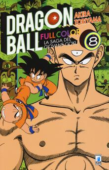 Voluntariadobaleares2014.es La saga del giovane Goku. Dragon Ball full color. Vol. 8 Image