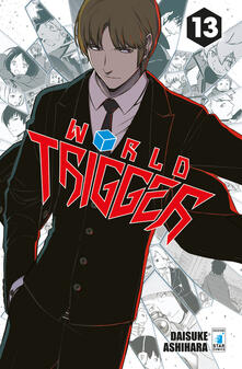World Trigger. Vol. 13.pdf