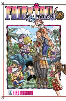 Collegiomercanzia.it Fairy Tail. New edition. Vol. 28 Image