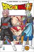 Libro Dragon Ball Super. Vol. 4 Akira Toriyama Toyotaro