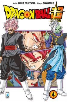 Dragon Ball Super. Vol. 4 - Akira Toriyama,Toyotaro - copertina