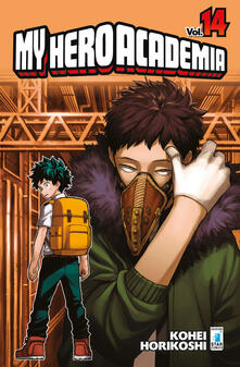 Osteriacasadimare.it My Hero Academia. Vol. 14 Image