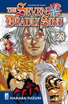 Winniearcher.com The seven deadly sins. Vol. 23 Image