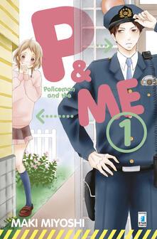 Winniearcher.com P&me. Policeman and me. Vol. 1 Image