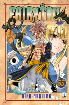 Fondazionesergioperlamusica.it Fairy Tail. Vol. 55 Image
