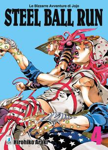 Tegliowinterrun.it Steel ball run. Le bizzarre avventure di Jojo. Vol. 4 Image