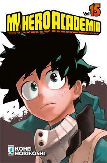 My Hero Academia. Vol. 15.pdf