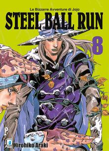 Steel ball run. Le bizzarre avventure di Jojo. Vol. 8.pdf