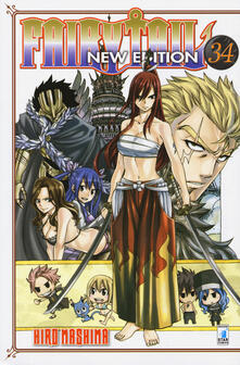 Fairy Tail. New edition. Vol. 34.pdf