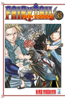 Criticalwinenotav.it Fairy Tail. New edition. Vol. 35 Image