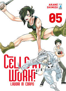 Filippodegasperi.it Cells at work! Lavori in corpo. Vol. 5 Image