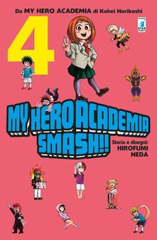 Letterarioprimopiano.it My Hero Academia Smash!!. Vol. 4 Image