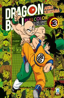 Listadelpopolo.it La saga del gran demone Piccolo. Dragon Ball full color. Vol. 3 Image