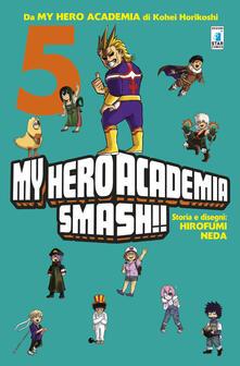 My Hero Academia Smash!!. Vol. 5.pdf
