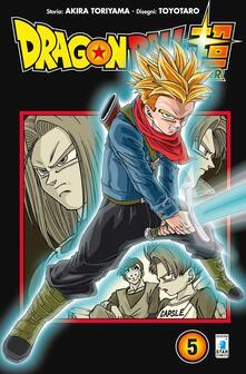 Mercatinidinataletorino.it Dragon Ball Super. Ediz. variant. Vol. 5 Image