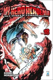Osteriacasadimare.it My Hero Academia. Vol. 18 Image