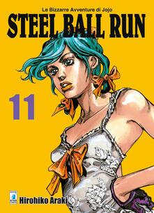 Squillogame.it Steel ball run. Le bizzarre avventure di Jojo. Vol. 11 Image