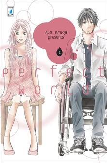 Perfect world. Vol. 1 - Rie Aruga - copertina