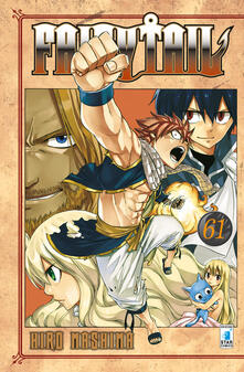 Tegliowinterrun.it Fairy tail. Vol. 61 Image