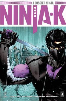 Antondemarirreguera.es Ninja-K. Vol. 1: dossier ninja, I. Image