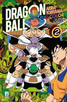 La saga di Freezer. Dragon Ball full color. Vol. 2 - Akira Toriyama - copertina