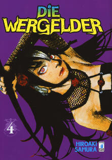 Die wergelder. Vol. 4 - Hiroaki Samura - copertina
