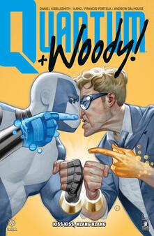 Voluntariadobaleares2014.es Quantum & Woody. Nuova serie. Vol. 1: Kiss kiss, klang klang. Image