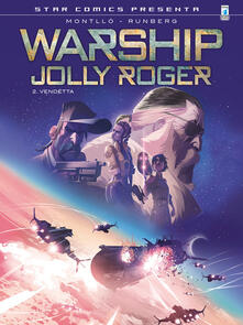 Mercatinidinataletorino.it Warship Jolly Roger. Vol. 2: Vendetta. Image