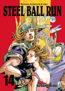 Steel ball run. Le bizzarre avventure di Jojo. Vol. 14.pdf